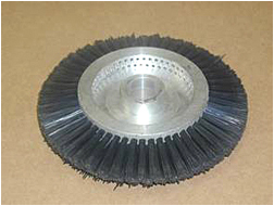 Wheel Rotary Brush